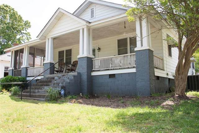 27 Dairy Street, Ware Shoals, SC 29692 (MLS #20227485) :: The Powell Group