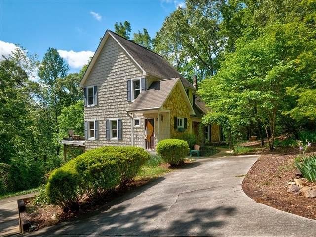 158 Berkshire Drive, Seneca, SC 29672 (MLS #20227595) :: Les Walden Real Estate