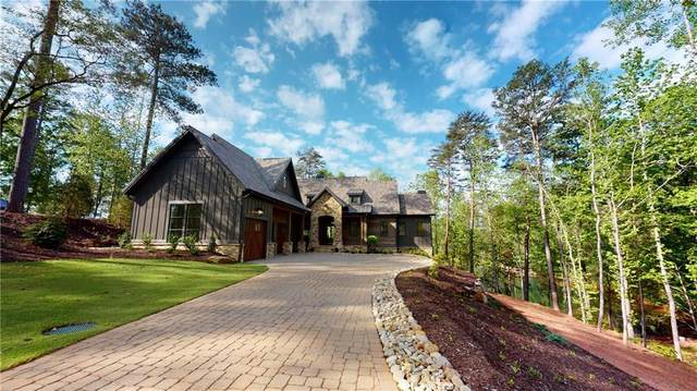 415 Peninsula Ridge, Sunset, SC 29685 (MLS #20227602) :: Les Walden Real Estate