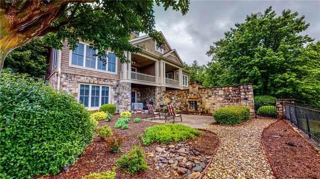 101B Portside Court, Sunset, SC 29685 (MLS #20227623) :: Les Walden Real Estate