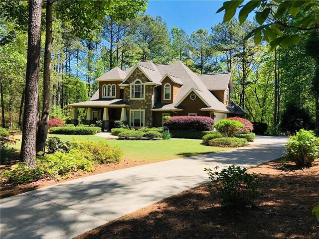 408 E Waterside Drive, Seneca, SC 29672 (MLS #20227646) :: The Powell Group