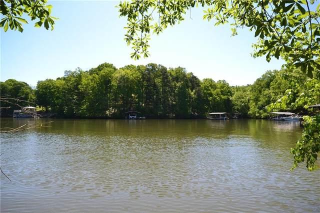 Lot 42 Long Point Drive, Seneca, SC 29678 (MLS #20227649) :: Les Walden Real Estate