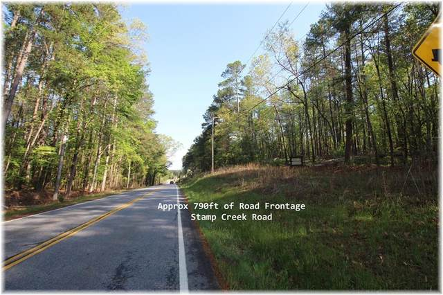 00 Stamp Creek Road, Salem, SC 29676 (MLS #20227652) :: The Powell Group