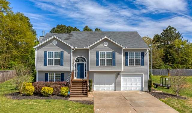 237 Ansley Drive, Lavonia, SC 30553 (MLS #20227655) :: The Powell Group