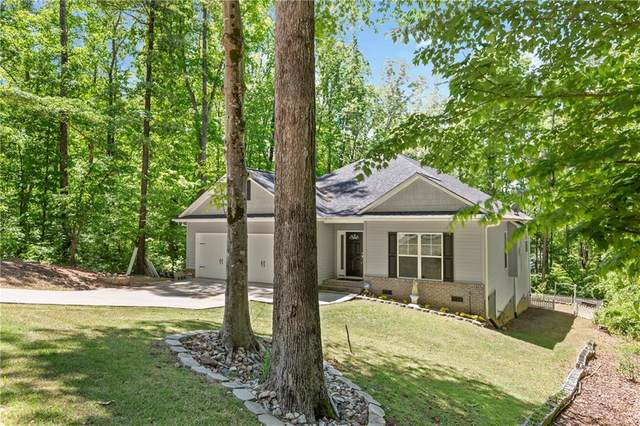 283 Tallulah Drive, Westminster, SC 29693 (MLS #20227662) :: The Powell Group