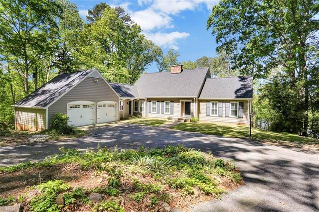 2500 Northlake Drive, Anderson, SC 29625 (MLS #20227682) :: Tri-County Properties at KW Lake Region