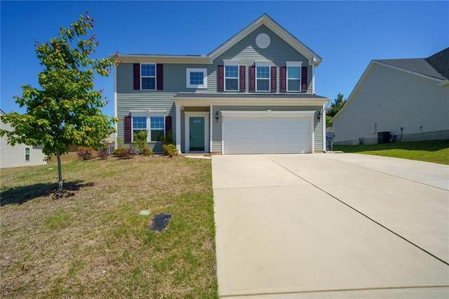 213 Picketts Mill Drive, Piedmont, SC 29673 (MLS #20227686) :: The Powell Group
