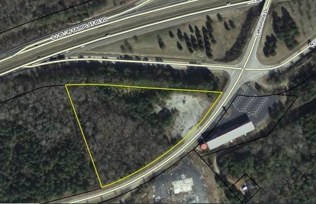 0 Lakeshore Drive, Fair Play, SC 29643 (MLS #20227712) :: The Powell Group