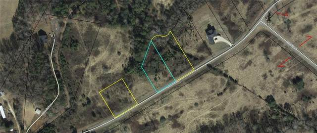 Lot 3 Hidden Falls Drive, West Union, SC 29696 (#20227740) :: DeYoung & Company