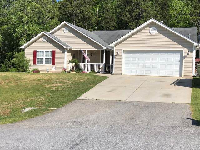 114 Cedar Glen Drive, Williamston, SC 29697 (MLS #20227749) :: The Powell Group