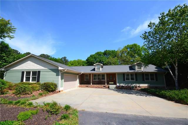 4591 Anderson Highway, Hartwell, GA 30643 (MLS #20227752) :: Les Walden Real Estate