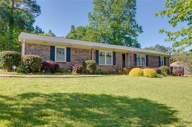 405 Blackberry Lane, Anderson, SC 29625 (MLS #20227755) :: Les Walden Real Estate