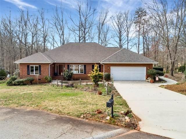4402 Smoak Pond Road, Seneca, SC 29678 (MLS #20227791) :: Les Walden Real Estate
