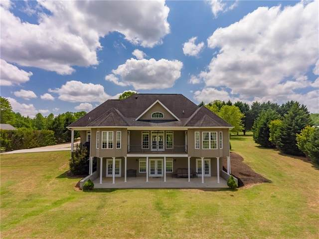 349 Winstead Road, West Union, SC 29696 (MLS #20227796) :: The Powell Group