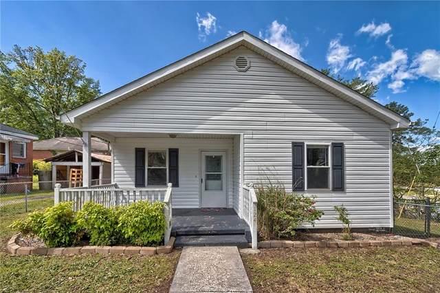124 Ellison Circle, Easley, SC 29640 (MLS #20227828) :: Les Walden Real Estate