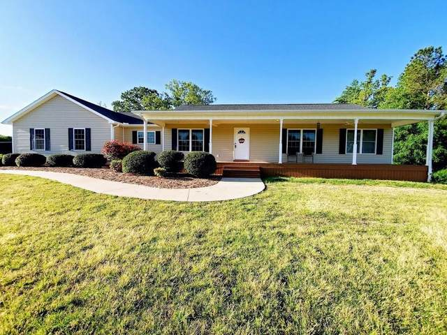 163 Ridgecrest Road, Seneca, SC 29678 (MLS #20227857) :: Les Walden Real Estate