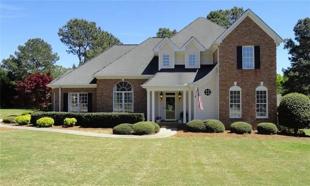 115 Ridgeway Trail, Anderson, SC 29621 (MLS #20227866) :: Les Walden Real Estate