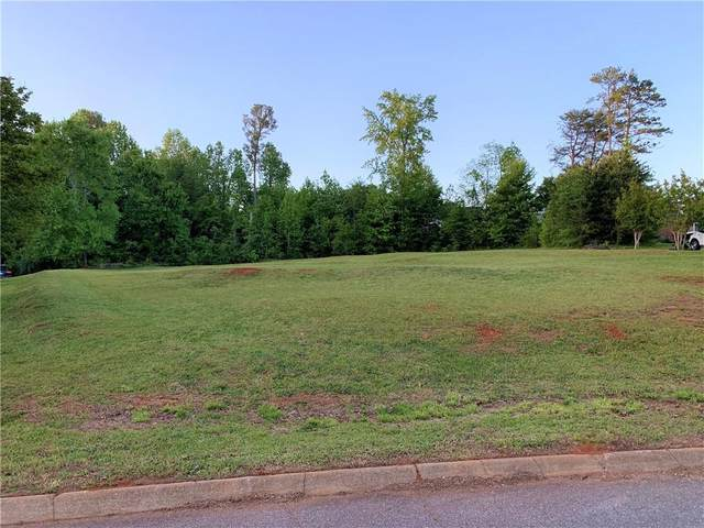 105 Fairway Drive, Pickens, SC 29671 (MLS #20227867) :: Les Walden Real Estate