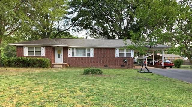 213 Edgewood Drive, Belton, SC 29627 (MLS #20227886) :: The Powell Group