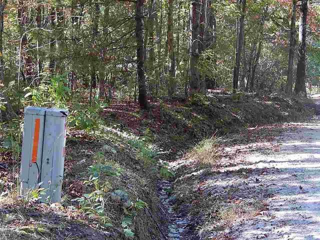 Tract A Autumn Eve Drive, Mountain  Rest, SC 29664 (MLS #20227889) :: The Powell Group
