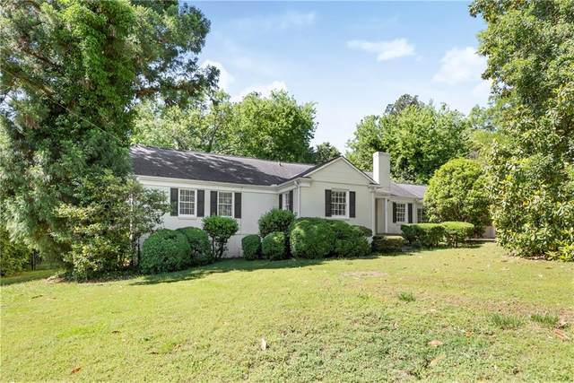 1118 Springdale Road, Anderson, SC 29621 (MLS #20227914) :: The Powell Group