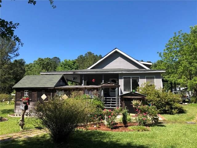 00 Sc 283 Highway, Plum Branch, SC 29845 (MLS #20227947) :: Tri-County Properties at KW Lake Region