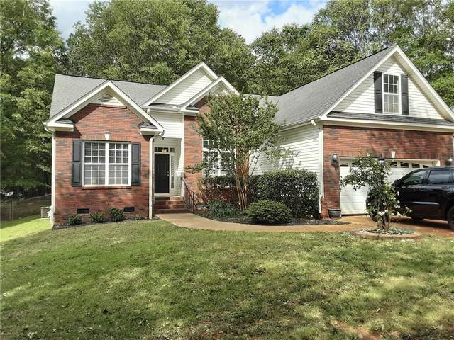 108 Holly Tree Circle, Duncan, SC 29334 (MLS #20227970) :: The Powell Group