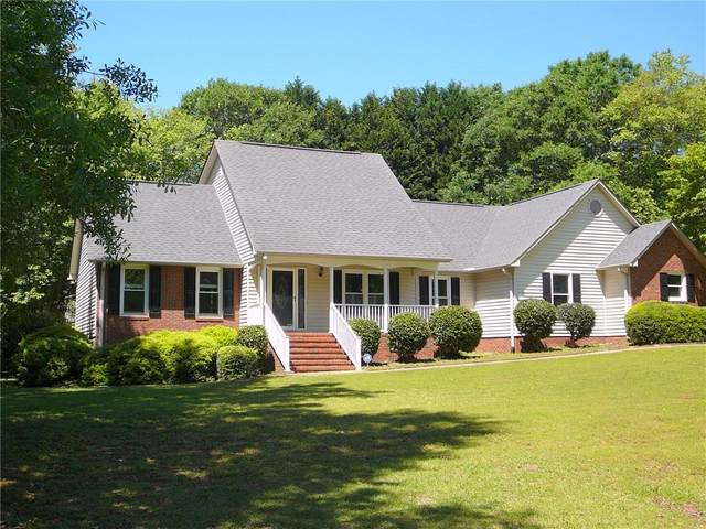 101 Whispering Pines Drive, Anderson, SC 29621 (MLS #20227973) :: Les Walden Real Estate