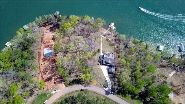 00 Retreat Pointe Road, West Union, SC 29696 (MLS #20228017) :: The Powell Group
