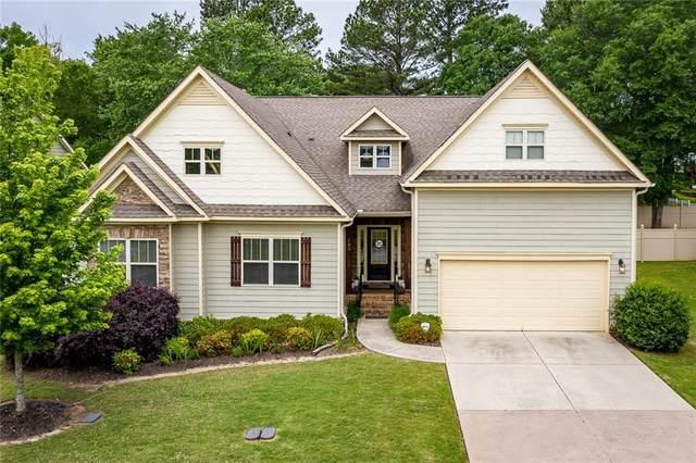 105 Mystic Vineyard Lane, Anderson, SC 29621 (MLS #20228046) :: Les Walden Real Estate