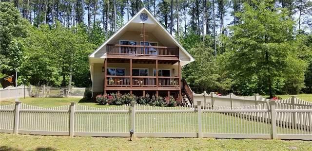 301 Pine Circle, Townville, SC 29689 (MLS #20228071) :: Les Walden Real Estate