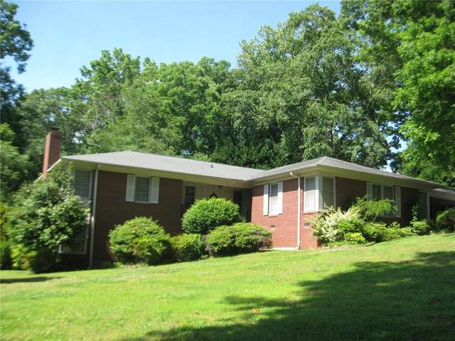 406 Long Forest Circle, Anderson, SC 29625 (MLS #20228106) :: Tri-County Properties at KW Lake Region