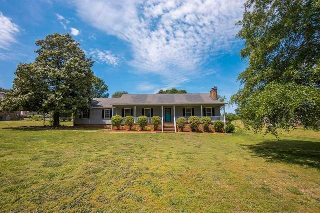 346 Knollwood Drive, Anderson, SC 29625 (MLS #20228123) :: Les Walden Real Estate
