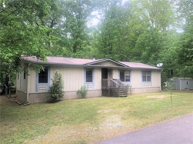 107 Vinson Drive, Mountain  Rest, SC 29664 (MLS #20228125) :: Tri-County Properties at KW Lake Region