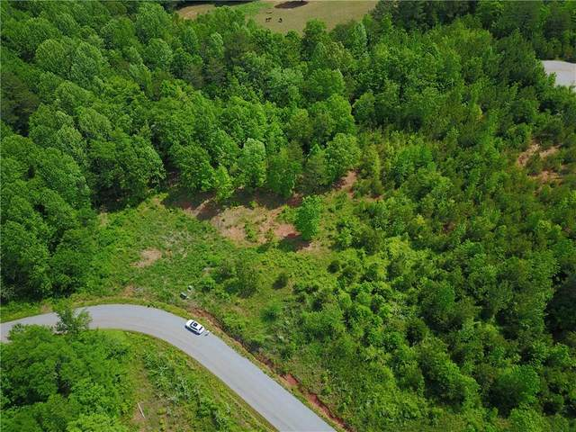 Lot 21 Twin View Drive, Westminster, SC 29693 (MLS #20228153) :: The Powell Group