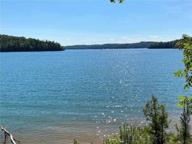 0 Woodhaven Way, Six Mile, SC 29682 (MLS #20228156) :: Tri-County Properties at KW Lake Region