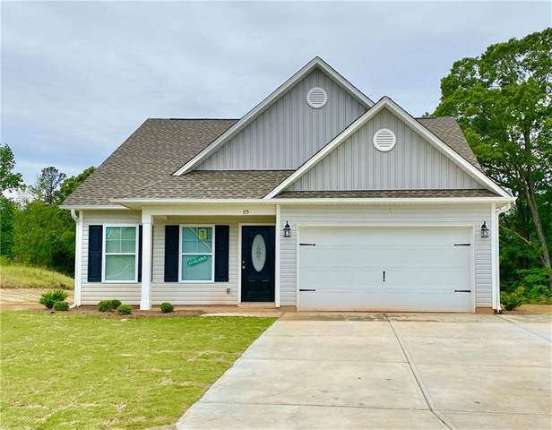 115 Sunny Point Loop, Central, SC 29630 (MLS #20228178) :: The Powell Group