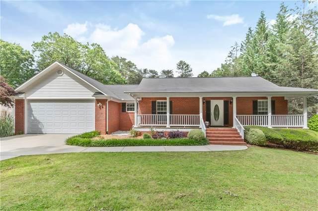 30 Shore Crest Drive, Martin, GA 30557 (MLS #20228191) :: Les Walden Real Estate