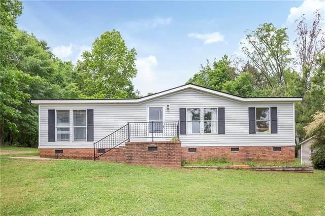 163 Greentree Road, Anderson, SC 29625 (MLS #20228217) :: Les Walden Real Estate