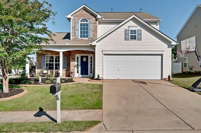 1 Maurice Lane, Simpsonville, SC 29681 (MLS #20228234) :: Tri-County Properties at KW Lake Region