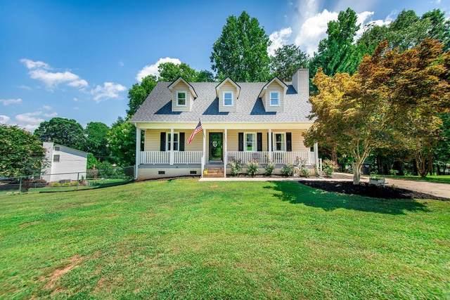 527 Hillandale Road, Liberty, SC 29657 (MLS #20228244) :: Les Walden Real Estate