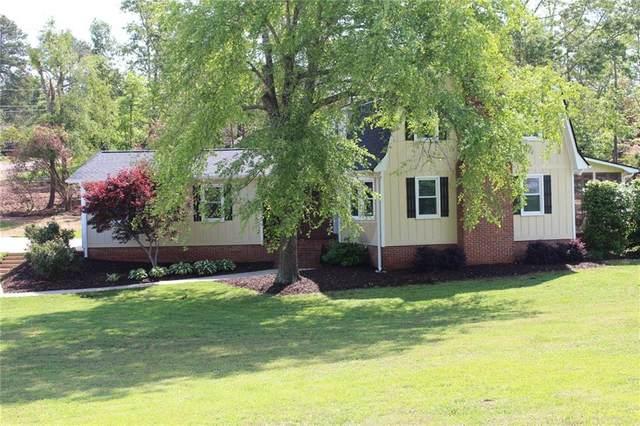 209 Julius Street, Seneca, SC 29678 (MLS #20228256) :: Tri-County Properties at KW Lake Region