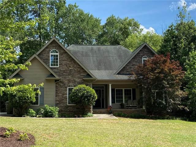 204 Ashley Road, Clemson, SC 29631 (MLS #20228257) :: Les Walden Real Estate