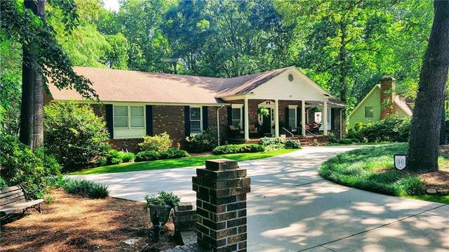 115 Ashley Road, Clemson, SC 29631 (MLS #20228274) :: Tri-County Properties at KW Lake Region