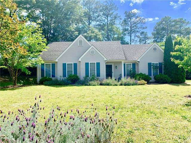 912 Pine Top Circle, Anderson, SC 29625 (MLS #20228313) :: Les Walden Real Estate