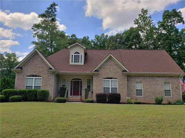 108 Linkside Drive, Anderson, SC 29621 (MLS #20228319) :: Les Walden Real Estate