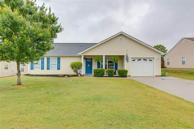 627 Hunters Lane, Anderson, SC 29625 (MLS #20228329) :: Les Walden Real Estate
