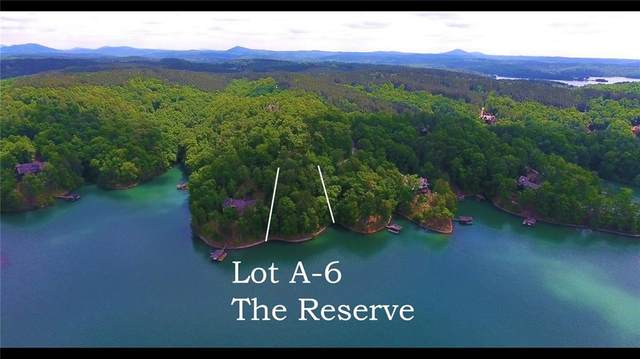 Lot A-6 The Reserve At Lake Keowee, Sunset, SC 29685 (MLS #20228339) :: Les Walden Real Estate