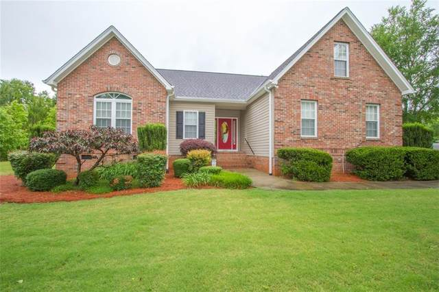506 Stagecoach Drive, Anderson, SC 29625 (MLS #20228346) :: Les Walden Real Estate