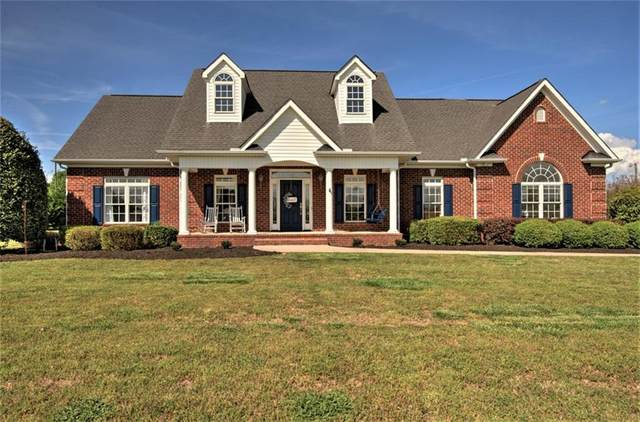 115 Bakerville Road, Easley, SC 29642 (MLS #20228348) :: The Powell Group